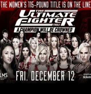 Постер TUF: A Champion Will Be Crowned Finale