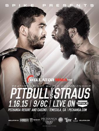 Постер Bellator 132