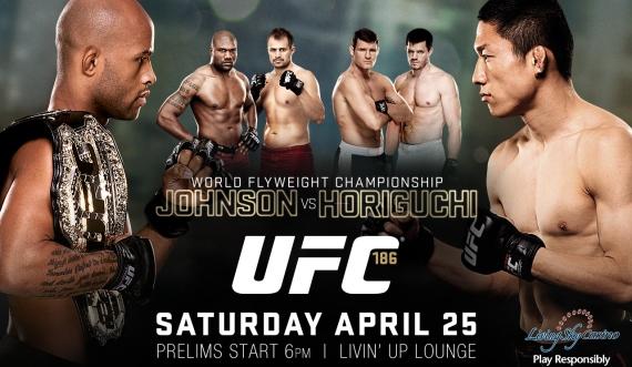 Взгляд со стороны: UFC 186