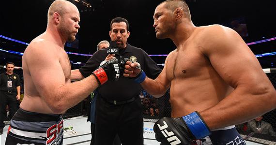 UFC Fight Night: Boetsch vs. Henderson