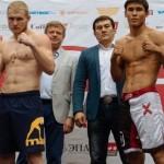 Артем Фролов (83.6 кг) - Еркинбек Инжель (83.9 кг)