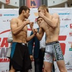 Шавкат Рахмонов (76,9 кг) - Михал Винцек (76,9 кг)