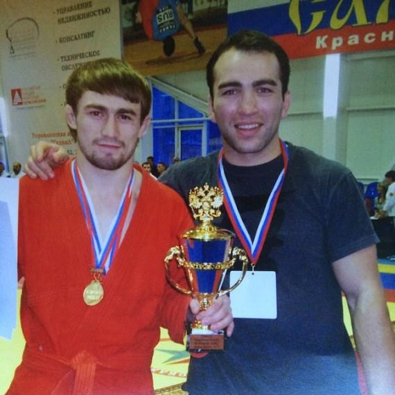Али Багаутинов, Камил Гаджиев