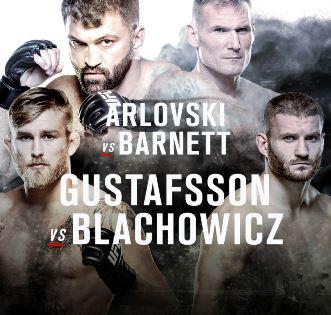 Результаты и бонусы UFC Fight Night: Arlovski vs Barnett