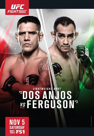 Результаты и бонусы TUF Latin America 3 Finale: dos Anjos vs. Ferguson