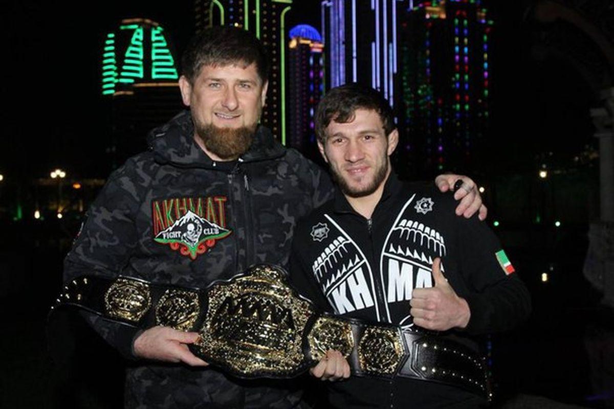 Магомед Бибулатов Рамзан Кадыров