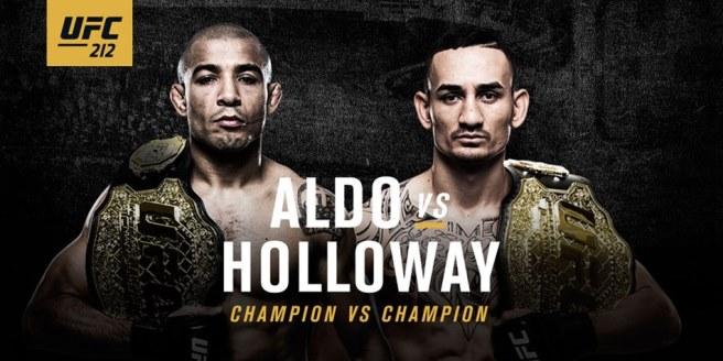 Результаты и бонусы UFC 212: Aldo vs. Holloway