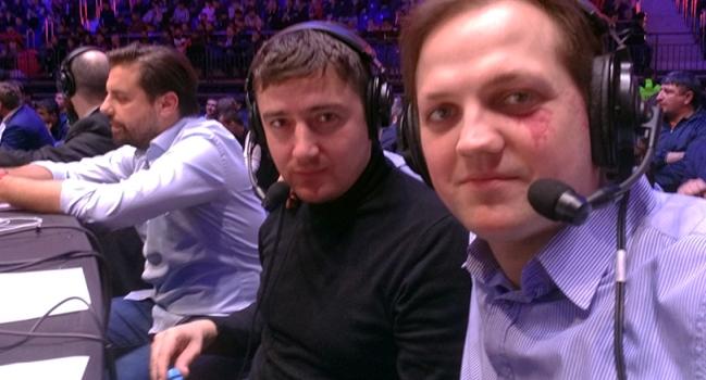 Ян Баранчук и Алексей Володин
