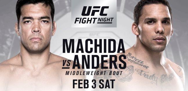 Результаты и бонусы UFC Fight Night: Machida vs. Anders