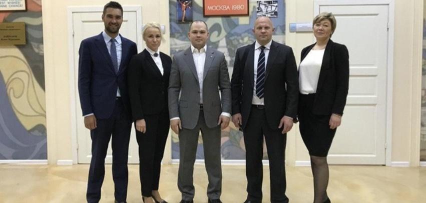 Руководство Союза ММА России