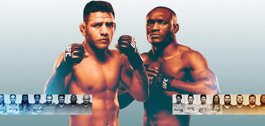 Результаты и бонусы The Ultimate Fighter Finale: Dos Anjos vs. Usman