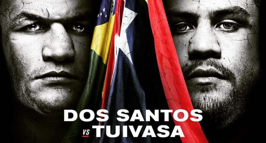 Результаты и бонусы UFC Fight Night: dos Santos vs. Tuivasa