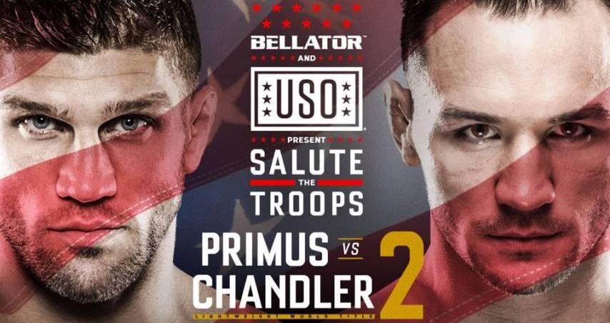 Результаты Bellator 212: Primus vs. Chandler 2