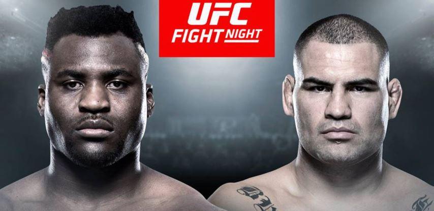 Результаты и бонусы UFC on ESPN: Ngannou vs. Velasquez