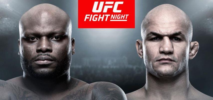 Результаты и бонусы UFC on ESPN+ 4: Lewis vs. Dos Santos