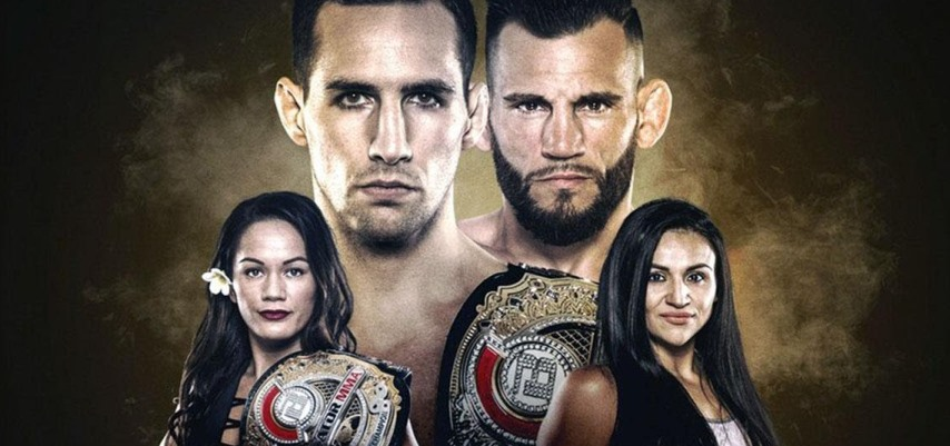 Результаты Bellator 220: MacDonald vs. Fitch