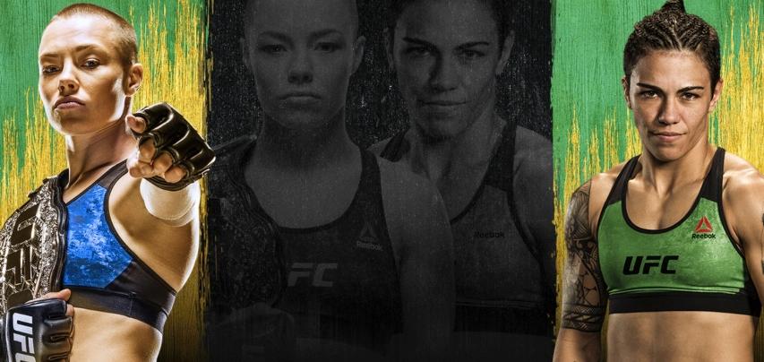 Результаты и бонусы UFC 237: Namajunas vs. Andrade