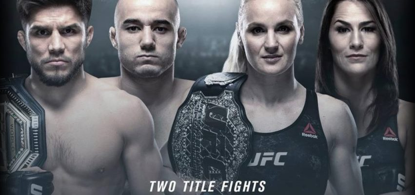 Результаты и бонусы UFC 238: Cejudo vs. Moraes