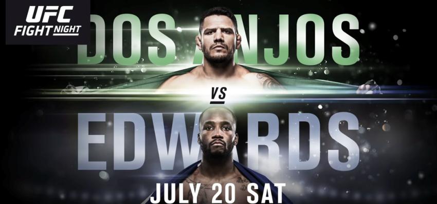 Результаты и бонусы UFC on ESPN 4: Dos Anjos vs. Edwards