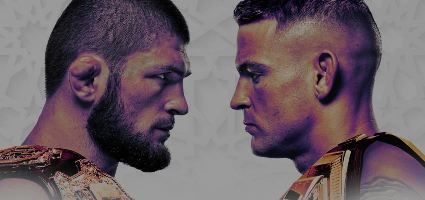 Результаты и бонусы UFC 242: Khabib vs. Poirier