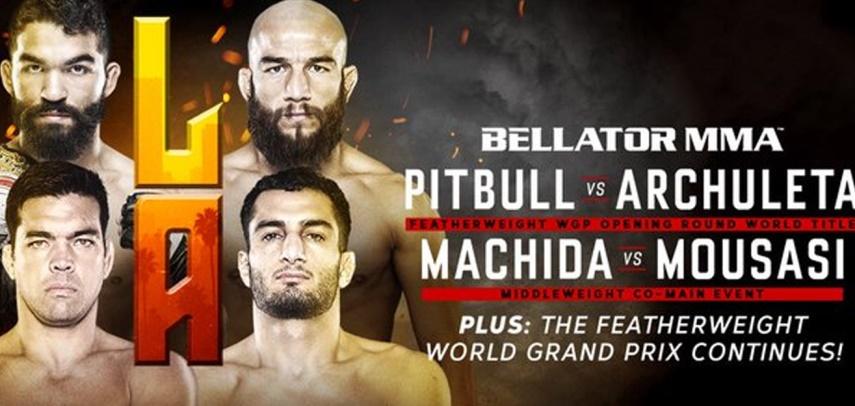 Результаты Bellator 228: Pitbull vs. Archuleta