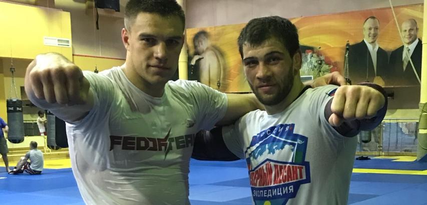 Вадим Немков и Анатолий Токов