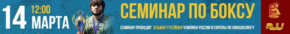 семинар Эльмара Гусейнова