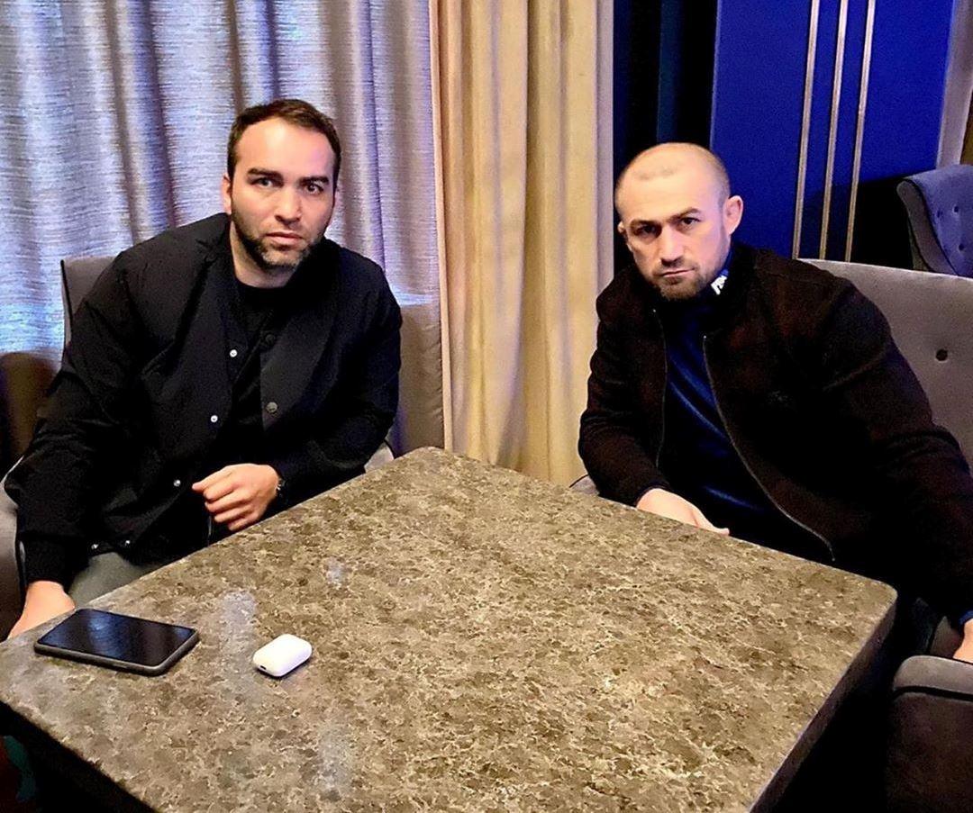 Камил Гаджиев, Али Багаутинов
