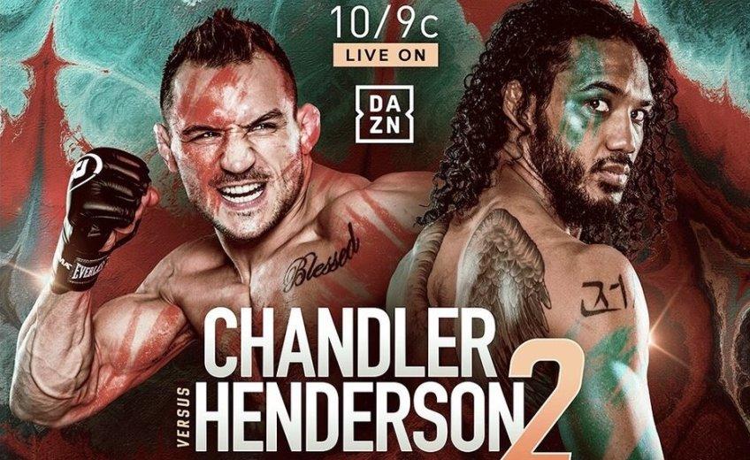 Bellator 243: Chandler vs. Henderson 2