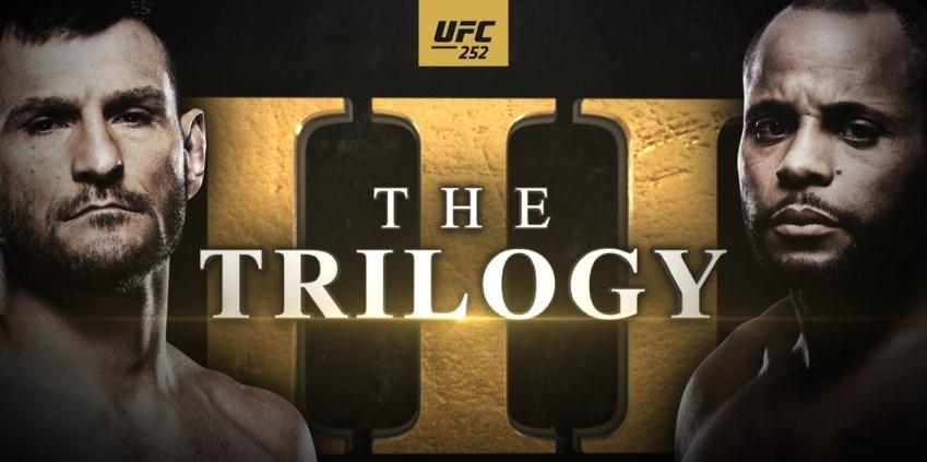 Результаты и бонусы UFC 252: Miocic vs. Cormier 3