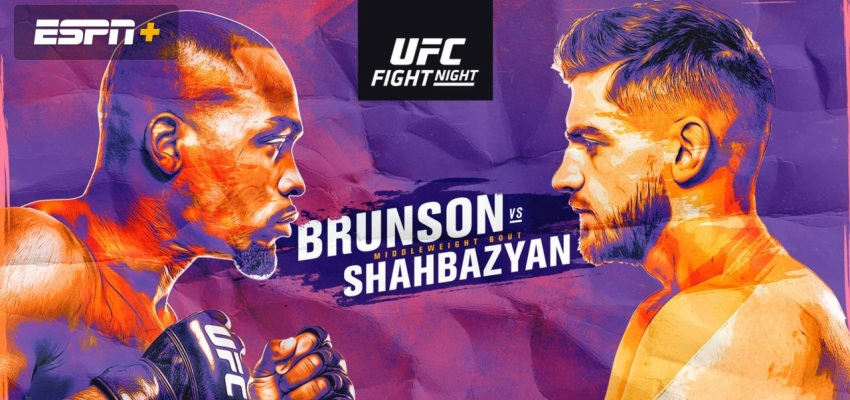 Результаты и бонусы UFC Fight Night 173: Brunson vs. Shahbazyan
