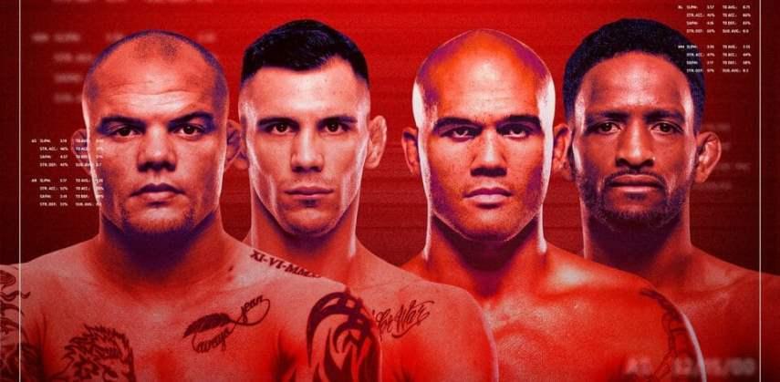 Результаты и бонусы UFC Fight Night 175: Smith vs. Rakic