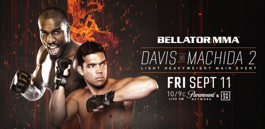 Результаты Bellator 245: Davis vs. Machida 2