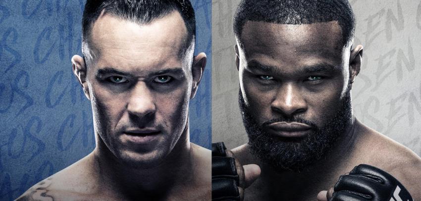 Результаты и бонусы UFC Fight Night 178: Covington vs. Woodley (ВИДЕО)