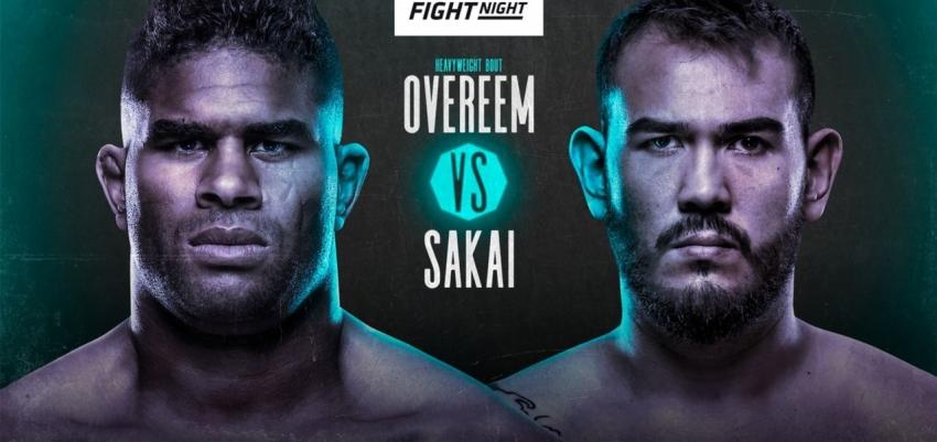 Результаты и бонусы UFC Fight Night: Overeem vs. Sakai
