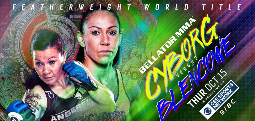 Результаты Bellator 249: Cyborg vs. Blencowe