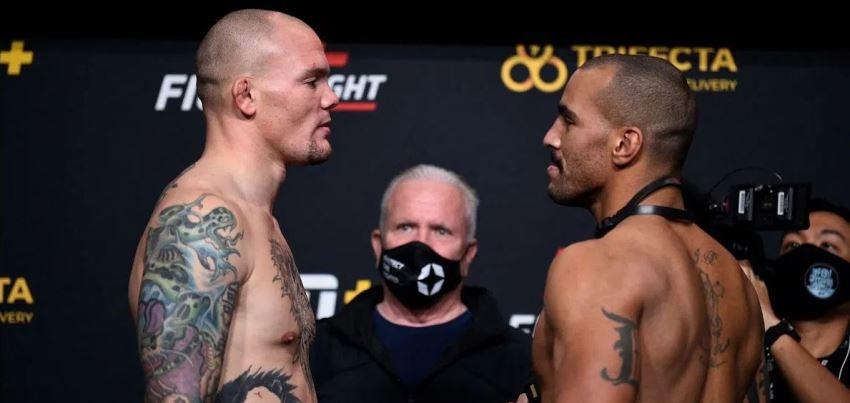 Результаты и бонусы UFC on ESPN 18: Smith vs. Clark