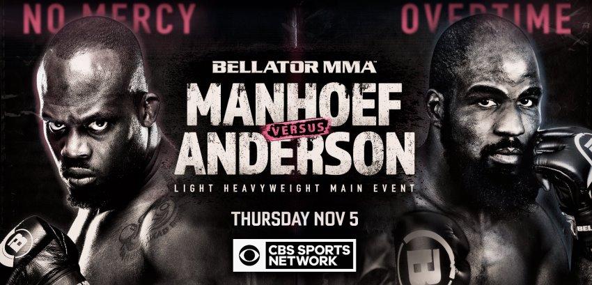 Результаты Bellator 251: Manhoef vs. Anderson
