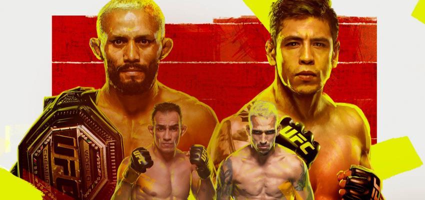 Результаты и бонусы UFC 256: Figueiredo vs. Moreno
