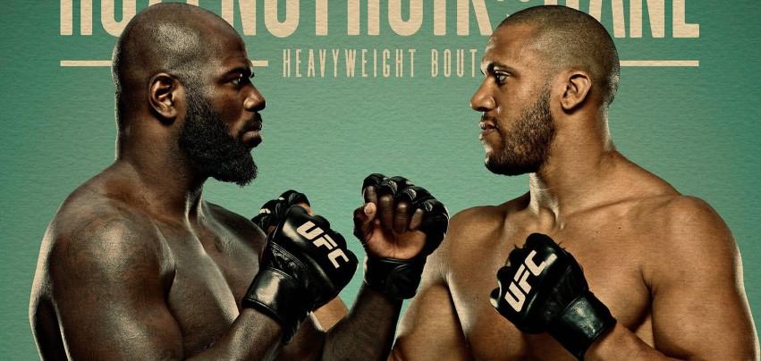 Результаты и бонусы UFC Fight Night 186: Rozenstruik vs. Gane