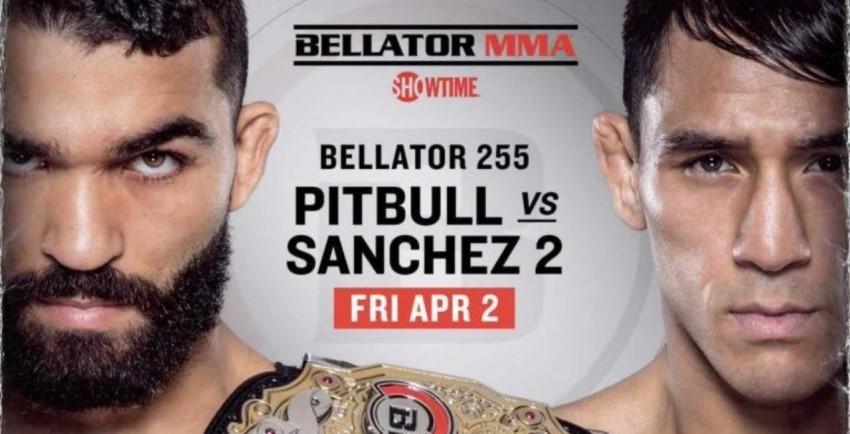 Результаты Bellator 255: Pitbull vs. Sanchez 2