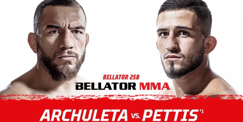 Результаты Bellator 258: Archuleta vs. Pettis