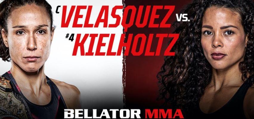 Результаты Bellator 262: Velasquez vs. Kielholtz
