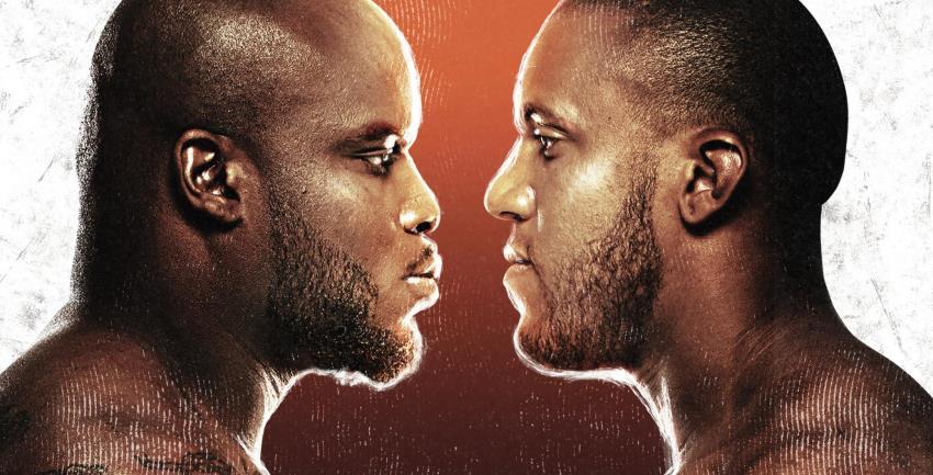 Результаты и бонусы UFC 265: Lewis vs. Gane