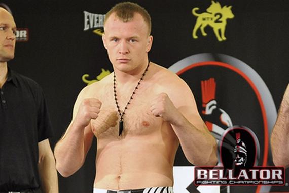 Александр Шлеменко сразится с Витором Вианна в финале турнира Bellator