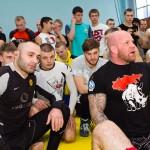 Джефф Монсон на семинаре в Харькове
