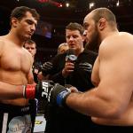 Гегард Мусаси (слева), Илир Латифи