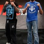 Росс Пирсон (слева) - Райан Кутюр