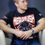 Тренер Александра Волкова Тарас Кияшко
