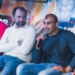 Алексей Яценко и Шамиль Абдурахимов